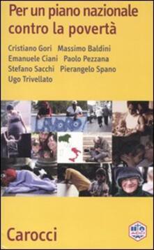 Tegliowinterrun.it Per un piano nazionale contro la povertà Image