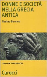 Donne e società nella Grecia antica