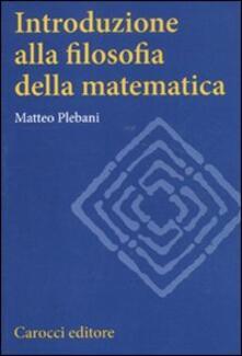Daddyswing.es Introduzione alla filosofia della matematica Image