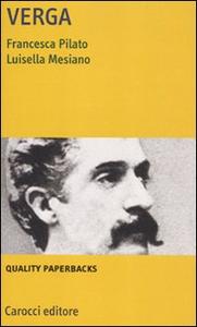 Libro Verga Luisella Mesiano , Francesca Pilato