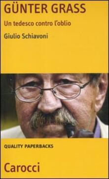 Winniearcher.com Günter Grass. Un tedesco contro l'oblio Image