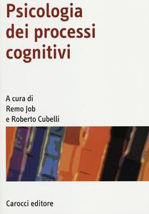 Psicologia dei processi cognitivi