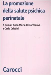 La promozione della salute psichica perinatale