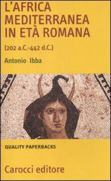 Filippodegasperi.it L' Africa mediterranea in età romana (202 a. C.-442 d. C.) Image