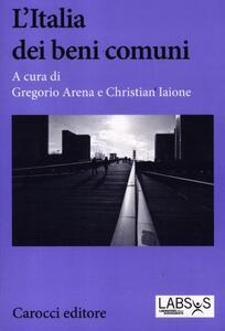 L' Italia dei beni comuni