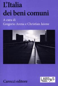 Libro L' Italia dei beni comuni