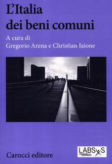 Voluntariadobaleares2014.es L' Italia dei beni comuni Image