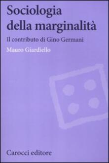 Winniearcher.com Sociologia della marginalità. Il contributo di Gino Germani Image