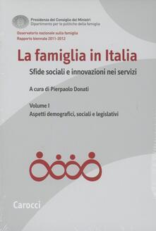 Antondemarirreguera.es La famiglia in Italia. Sfide sociali e innovazioni nei servizi: tivi. Image