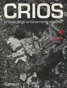 Tegliowinterrun.it Crios. Critica degli ordinamenti spaziali (2012). Vol. 4 Image