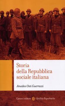 Grandtoureventi.it Storia della Repubblica sociale italiana Image