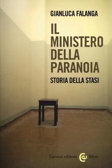 Grandtoureventi.it Il ministero della paranoia. Storia della Stasi Image