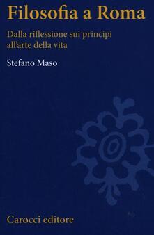 Daddyswing.es Filosofia a Roma. La riflessione sui principi e l'arte della vita Image
