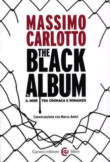 Premioquesti.it The black album. Il noir tra cronaca e romanzo Image