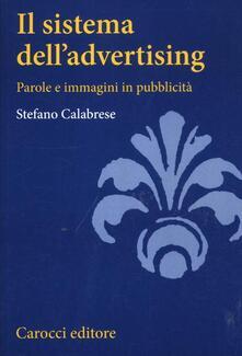 Milanospringparade.it Il sistema dell'advertising. Parole e immagini in pubblicità Image