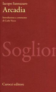 Libro Arcadia Jacopo Sannazzaro