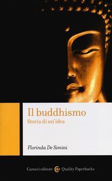 Equilibrifestival.it Il buddhismo. Storia di un'idea Image