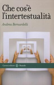Che cos'è l'intertestualità