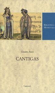 Libro Cantigas Osoiro Anes