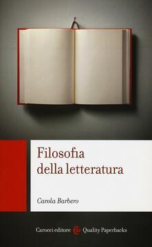 Filosofia della letteratura.pdf