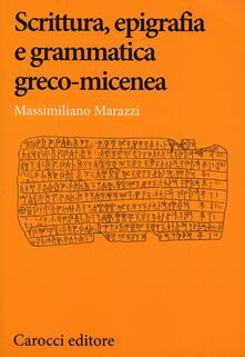 Ristorantezintonio.it Scrittura, epigrafia e grammatica greco-micenea Image