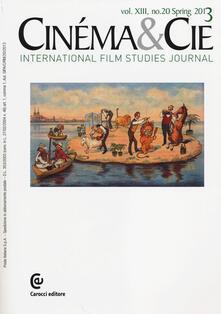 Squillogame.it Cinéma & Cie. International film studies journal. Vol. 20 Image