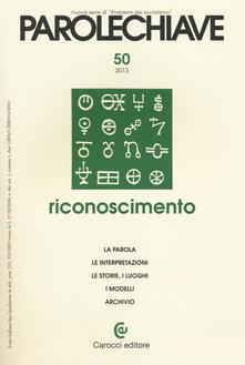 Writersfactory.it Parolechiave (2013). Vol. 50 Image