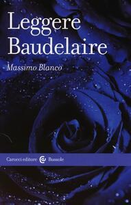 Leggere Baudelaire