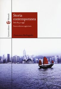 Libro Storia contemporanea. Dal 1815 a oggi Francesco Barbagallo