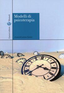 Libro Modelli di psicoterapia