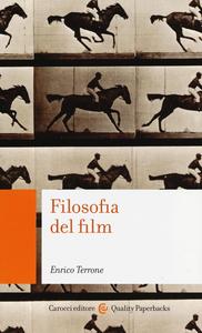 Libro Filosofia del film Enrico Terrone