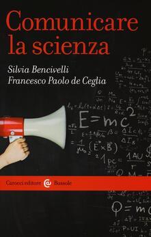 Voluntariadobaleares2014.es Comunicare la scienza Image