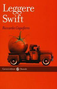 Libro Leggere Swift Riccardo Capoferro