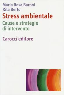 Librisulladiversita.it Stress ambientale. Cause e strategie di intervento Image