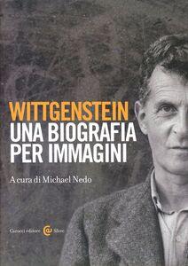 Libro Wittgenstein. Una biografia per immagini