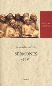 Sermones (I-IV). Testo latino a fronte