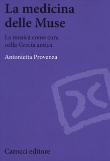Squillogame.it La medicina delle Muse. La musica come cura nella Grecia antica Image