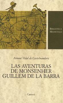 Equilibrifestival.it Las aventuras de monsenher Guillem de La Barra. Testo originale a fronte Image