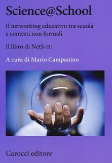 Science@school. Il networking educativo tra scuola e contesti non formali. Il libro NetS-EU.pdf