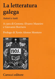 La letteratura galega. Autori e testi.pdf