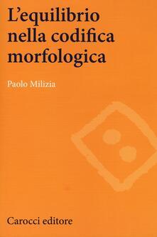 Fondazionesergioperlamusica.it L' equilibrio nella codifica morfologica Image