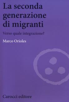Daddyswing.es La seconda generazione di migranti. Verso quale integrazione? Image