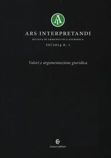 Fondazionesergioperlamusica.it Ars interpretandi (2014). Vol. 1 Image
