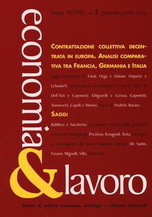 Montagneinnoir.it Economia & lavoro (2014). Vol. 1 Image