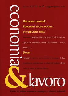 Grandtoureventi.it Economia & lavoro (2014). Vol. 2 Image