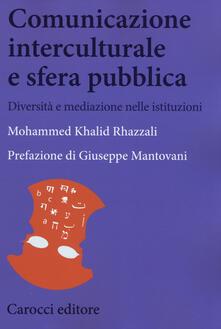 Warholgenova.it Comunicazione interculturale e sfera pubblica. Diversità e mediazioni nelle istituzioni Image