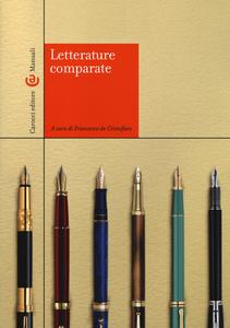 Libro Letterature comparate