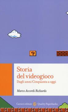 Amatigota.it Storia del videogioco. Dagli anni Cinquanta a oggi Image