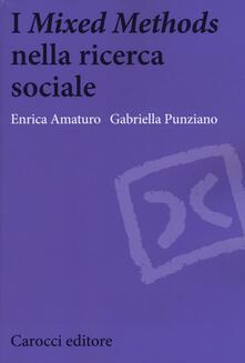 Promoartpalermo.it I «Mixed Methods» nella ricerca sociale Image