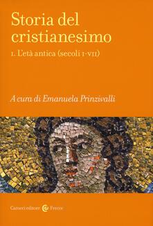 Storia del cristianesimo. Vol. 1: Letà antica (secoli I-VII)..pdf